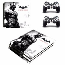 Suicide Squad Harley Quinn Batman PS4 Pro Skin Sticker For Sony PS4 PlayStation 4 Pro Console and 2 Controllers Stickers