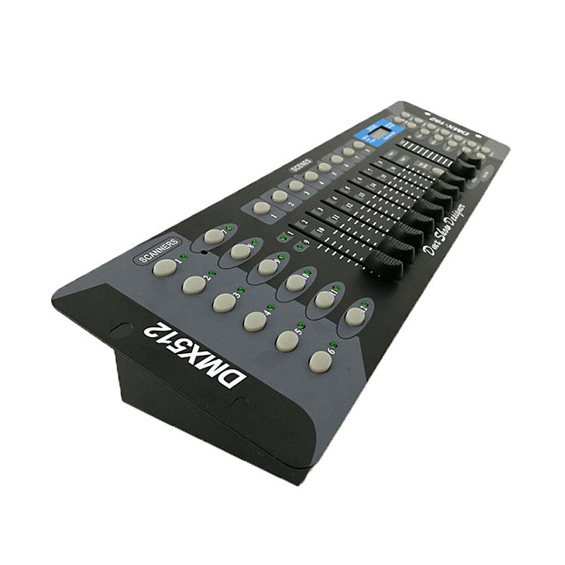 New Arrival 192 DMX Controller for moving head light 192 channels for DMX512 DJ equipment Dsico ControllerNew Arrival 192 DMX Controller for moving head light 192 channels for DMX512 DJ equipment Dsico Controller