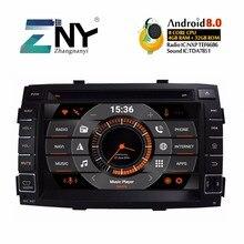 """7 """"IPS Android 8.0 Car DVD 2 Din Autoradio Per Kia Sorento 2009-2012 GPS di Navigazione Multimediale Video lettore 4 + 32 GB del Regalo Della Macchina Fotografica"""