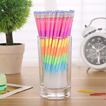 20pcs 0.7mm Color Refill Rainbow Creative Stationery Office Supplies Neutral Children Student Mark
