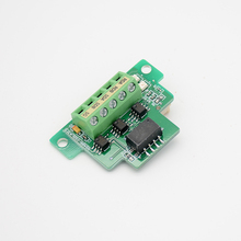 FOURSTAR Mitsubishi FX2N isolated RS485 interface board Optical isolation Strong anti-interference design fx2n 16mr es ul