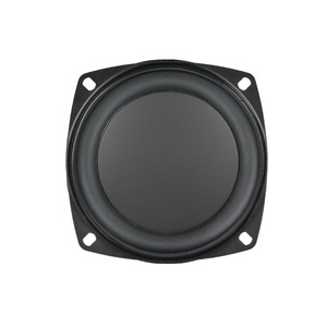 Image 3 - AIYIMA 1Pcs 3.5 Inch Full Range Speaker HIFI  8 O hm 20W Bass Speaker Driver Audio Loudspeaker For Car Modification DIY