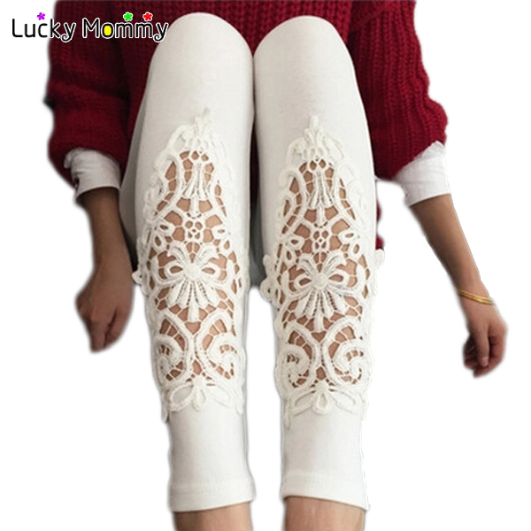 838d6df28a3 Autumn New Maternity Leggings Pregnancy Clothes for Pregnant Women Hollowed  Out Maternity Pants Legging Spring Belly Clothing-in Leggings from Mother    Kids