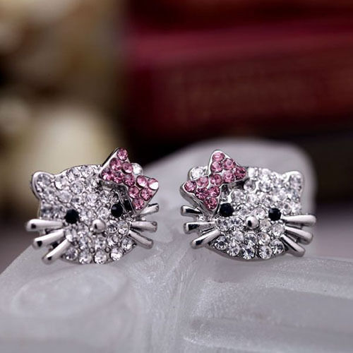 2 pieces / lot Cat Stud...