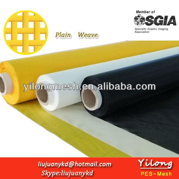 39T/100Mesh-55um 165cm 30meters Silk Screen Mesh