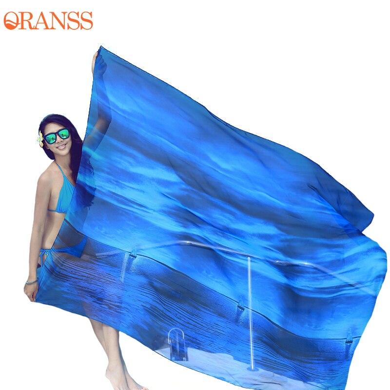 5 цветов Для женщин пляжные шаль Многофункциональный Лето пляжное платье Для женщин мягкие дышащие быстрый сухой бассейн вечерние солярий ...