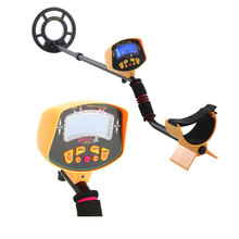 MD-3010II Under ground Metal Detector Md-3010ii Gold Pinpointer Gold Digger Garrett Treasure Hunter Waterproof Coil цены