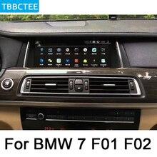 For BMW 7 Series F01 F02 2009~2012 CIC Android car HD Screen player original Style Autoradio gps navigation WiFi Bluetooth