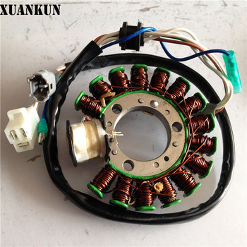XUANKUN Motorcycle Accessories 250 JYM250 Magnetic Motor Stator Coil Assembly