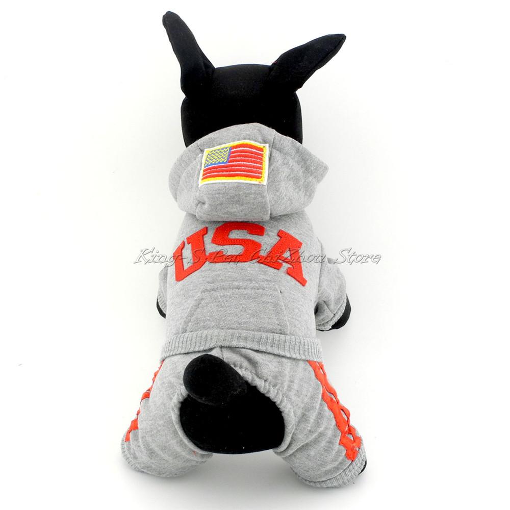 Jogging pour chien USA