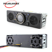 12V car FM USB SD AUX IN audio stereo AV252 radio built in 2 speakers Bluetooth handfree in dash MP3 player
