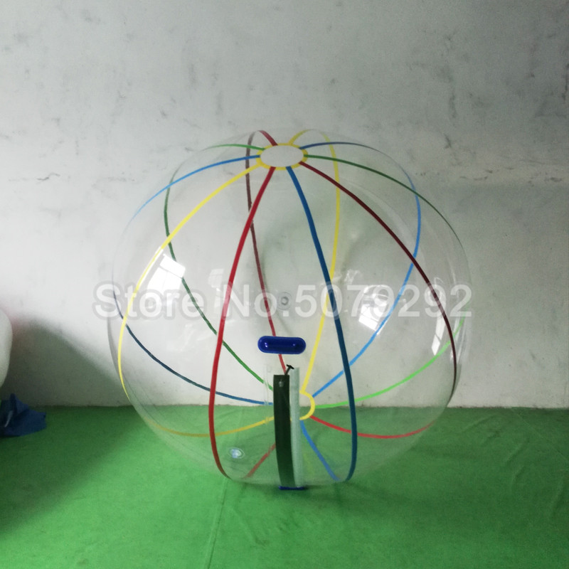 Free Shipping 2M Dia Inflatable Water Zorb Ball On Sale PVC/TPU Material Water Walking Ball Giant Hamster Ball For Human