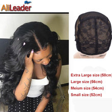 Hot Selling 5 Pcs New Fishnet Mesh Wig Cap Stretchable Lace Caps For Making Wigs With Adjustable Straps Bonnet Perruque