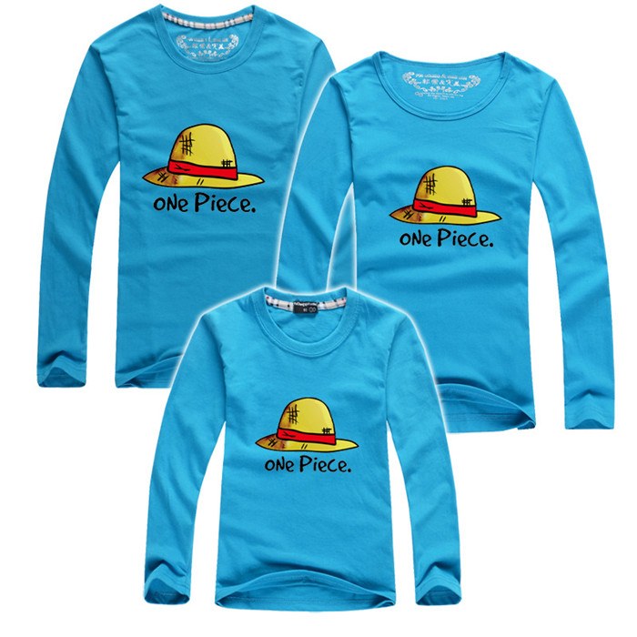 2015 autumn long sleeve children women men t shirts plus size family clothing family look matching mother daughter clothes