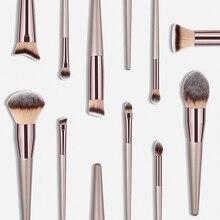 Womens Fashion Brushes Tools 1PC Wooden Foundation Cosmetic Eyebrow Eyeshadow Brush Makeup Sets Pincel Maquiagem vibrator