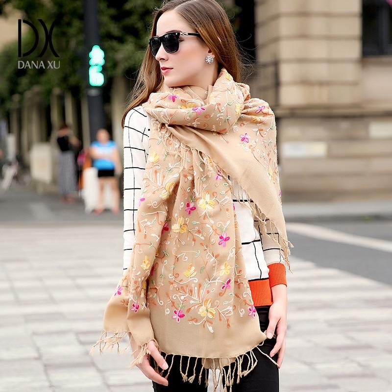 Winter luxury Brand Plaid Cashmere   Scarf   Women Oversized Blanket   Scarf     Wrap   Warm Wool   Scarf   Women Pashmina Shawls and   Scarves