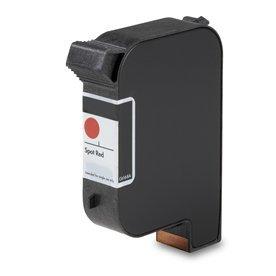 Compatible C6168A 719-4 Red spot color Inkjet cartridge for pitney bowes DA400 DA500 DA50S DA550 DA55S DA700 Address Printers