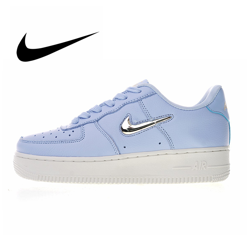 US $59.58 59% OFF|Original Authentic Nike Air Force 1 '07 PRM LX Women's Skateboard Shoes Classic Fashion Outdoor Sports Shoes Designer AO3814 400 in