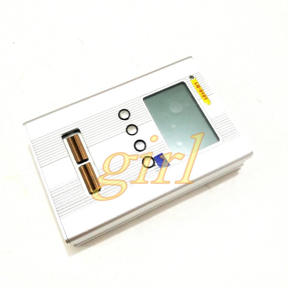 LCR Handheld 10KHz Digital Bridge Portable Resistance Inductance C Apacitance Meter LQ-9101 Parallel Pocket Meter