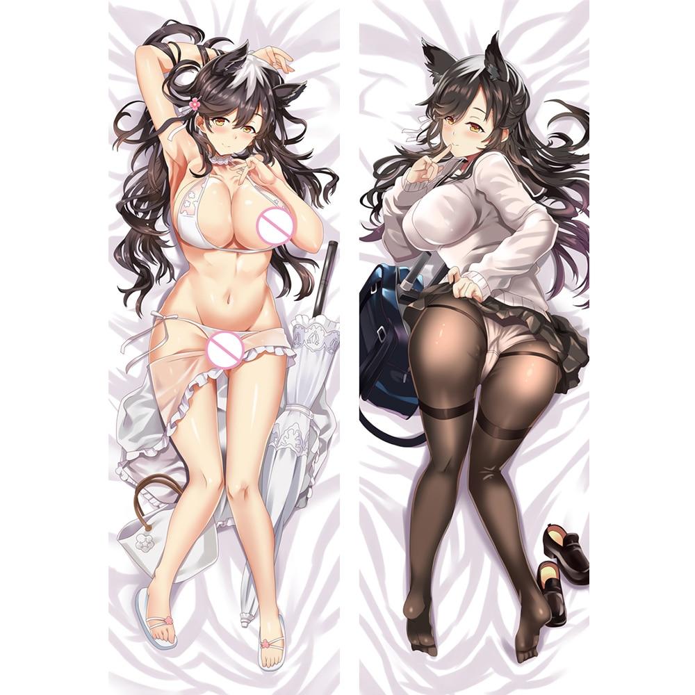 2019 Newly Azur Lane Body Pillow Cover Case Bilanhangxian Sexy Girls Dakimakura Cases