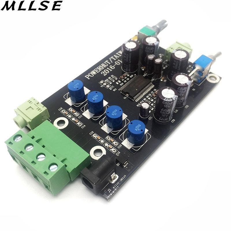 MLLSE 1 pcs DC 9-13.5 V YDA138-E YAMAHA 10 W + 10 W Double Canal Numérique Audio Amplificateur bord Mieux Que TA2021 TA2020 avec Amp