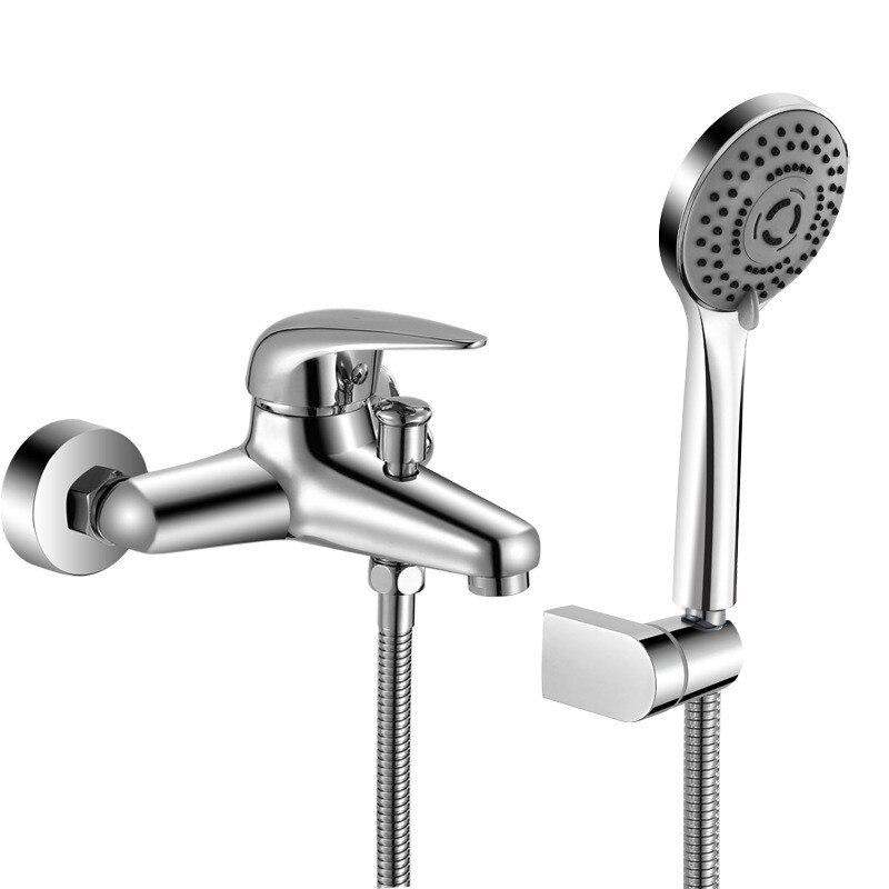 Ensemble pomme de douche robinet de baignoire ensemble de douche de salle de bainEnsemble pomme de douche robinet de baignoire ensemble de douche de salle de bain