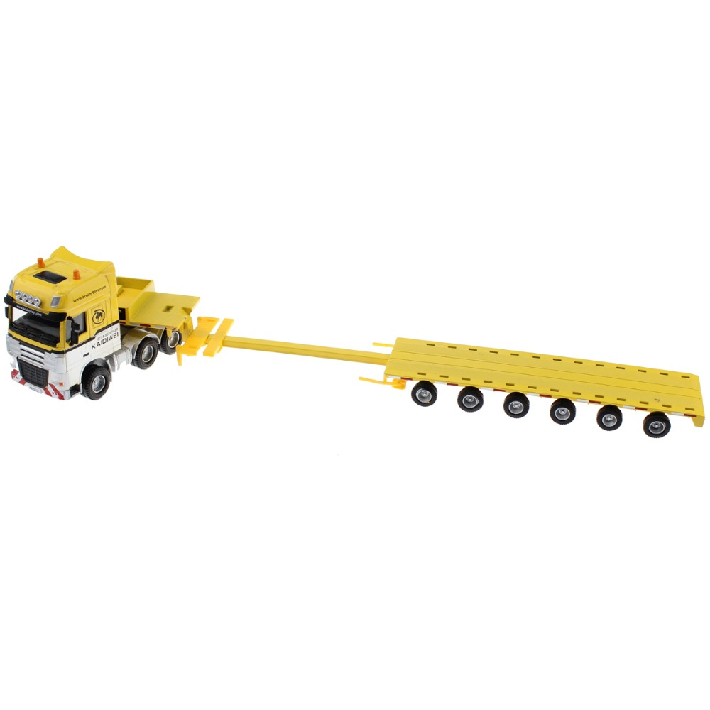 Metal Alloy Diecast Truck Model 1:50 container cars transport vehicle Engineering Truck gift collection Toys high simulation 1 40 scale diecast engineering vehicle mine dump truck metal model alloy toys collection for adult kids gifts