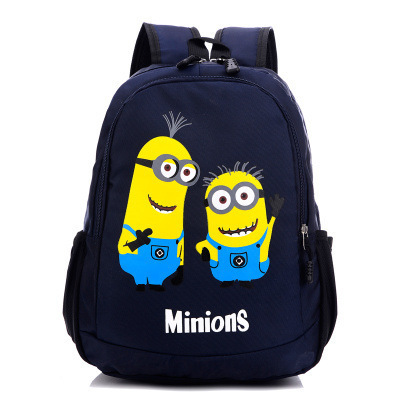 Despicable Me Minions Fashion Backpack for Children