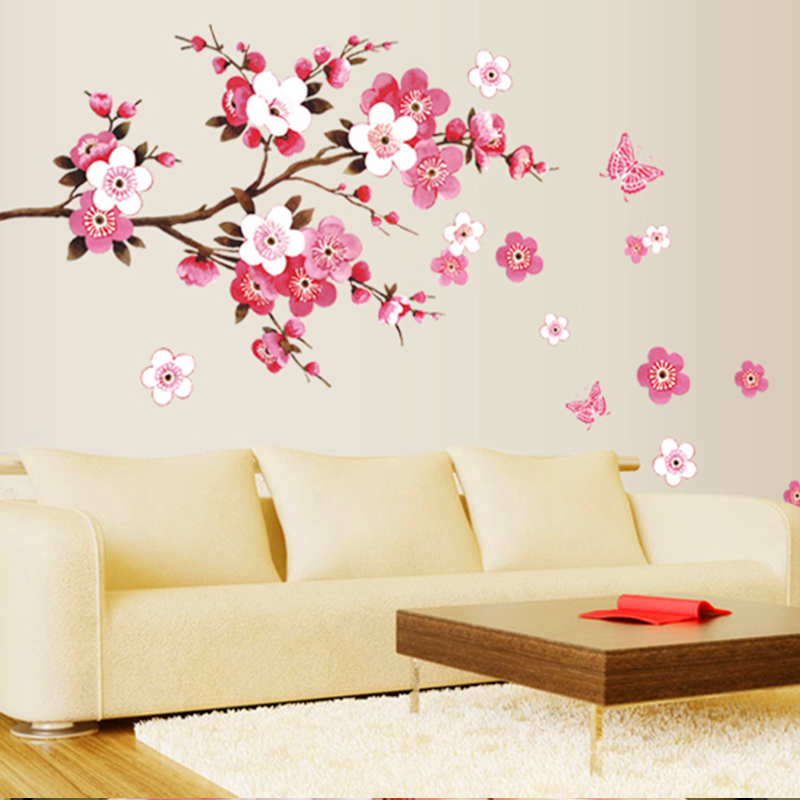 Popular Sakura Wall Paper Buy Cheap Sakura Wall Paper lots from