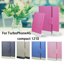 5 Colors Super! TurboPhone4G compact 1210 Phone Case Leather Full Phone Cover,High Quality Fashion Luxurious Phone Accessories