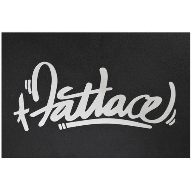 Fatlace car window sticker vinyl decal jdm drift illest fresh 240sx