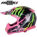 top quality Off Road Motorcycle Helmet Cross Helmet NENKI helmet MX350