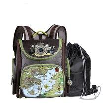 Kinder Rucksack Schultaschen für Jungen Military Thema Racing Autos Gedruckt EVA Wasserdicht Gefaltet Orthopädische Rucksack Grade 1-5
