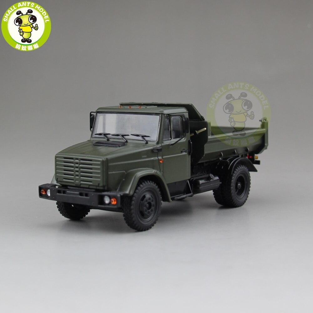 DiecastDe Ejército Abto Modelo Dañado Camión Ruso 143 Juguete Militar PiZTXukO