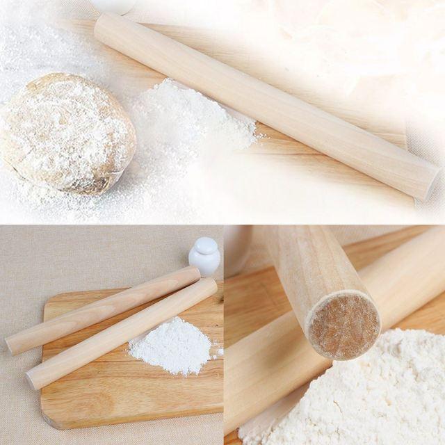Antiaderente Rulli di Legno Pasta di Farina Mattarello Casa Cucina ...