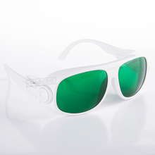 O.D 4+ laser safety glasses for 600-760nm ce 405nm 635 650 660 755nm lasers