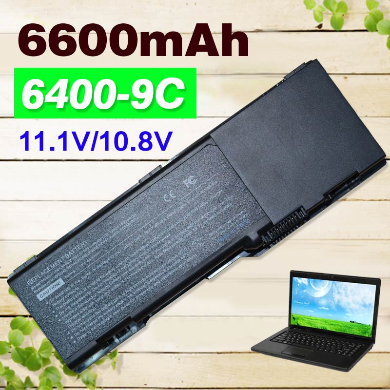 9Cell Battery for Dell Inspiron 1501 6400 E1505 Latitude 131L 312-0599 451-10482