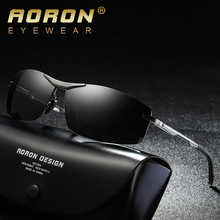 Aoron New Mens Polarized Sunglasses Men Sports Rectangle Sun