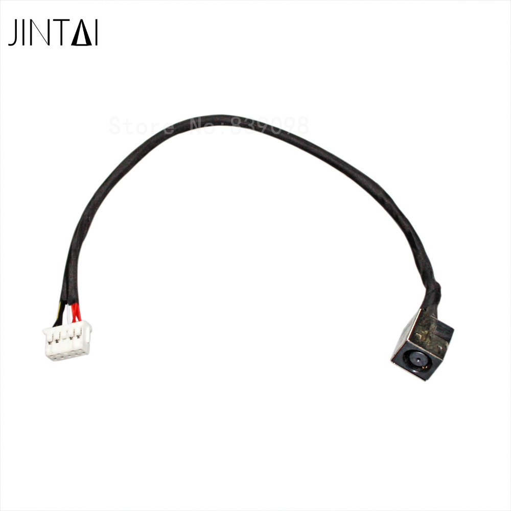 100% NEW Jintai AC DC POWER JACK HARNESS CABLE PLUG DC IN