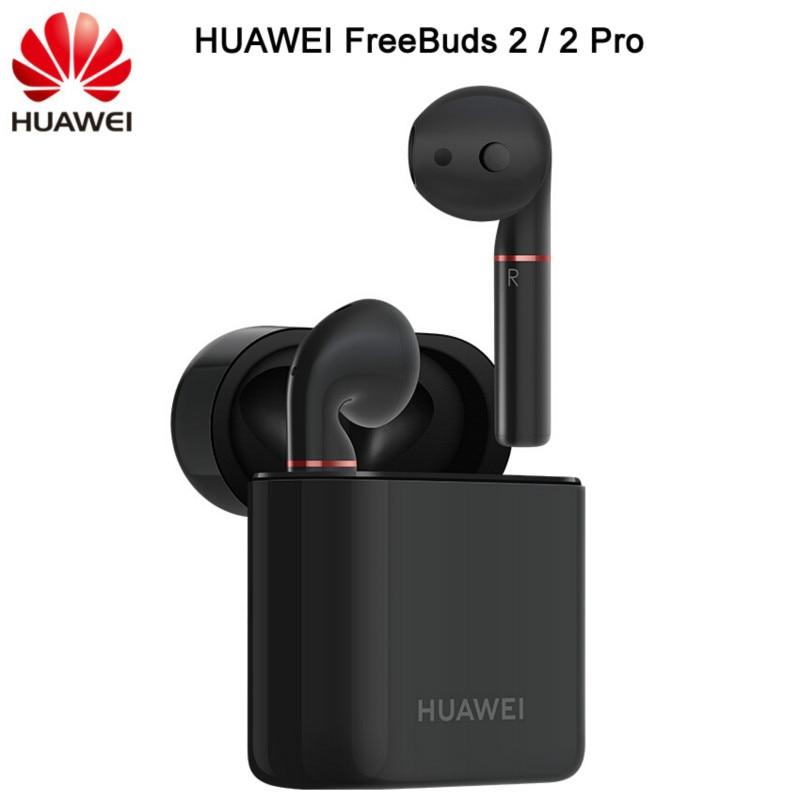 Original HUAWEI FreeBuds 2 Pro FreeBuds 2 หูฟังไร้สายบลูทูธไร้สายกันฝุ่นและกันน้ำ 5V 1A ไร้สายชาร์จ-ใน หูฟังบลูทูธและชุดหูฟัง จาก อุปกรณ์อิเล็กทรอนิกส์ บน AliExpress - 11.11_สิบเอ็ด สิบเอ็ดวันคนโสด 1