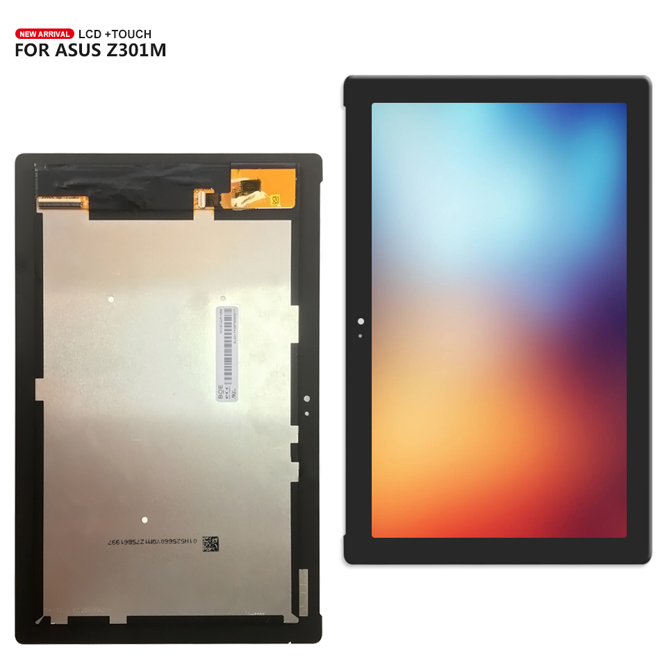 For ASUS ZenPad 10 Z301M Z301ML Z301MF Z301MLF P028 Touch Screen Digitizer with LCD Display Panel Assembly все цены
