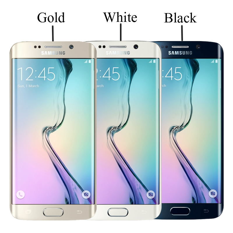 HTB16QNfaBCw3KVjSZFlq6AJkFXaA ORIGINAL 5.1'' Replacement Super AMOLED Display For SAMSUNG Galaxy s6 edge G925 G925F G925I LCD Digitizer Assembly with Frame