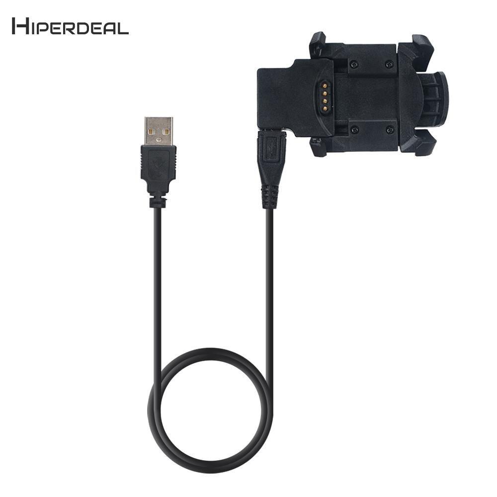 HIPERDEAL Schnelle Ladekabel USB Daten Ladegerät Adapter Kabel Power Kabel Für Garmin Fenix 3/HR Quatix 3 Uhr smart Zubehör