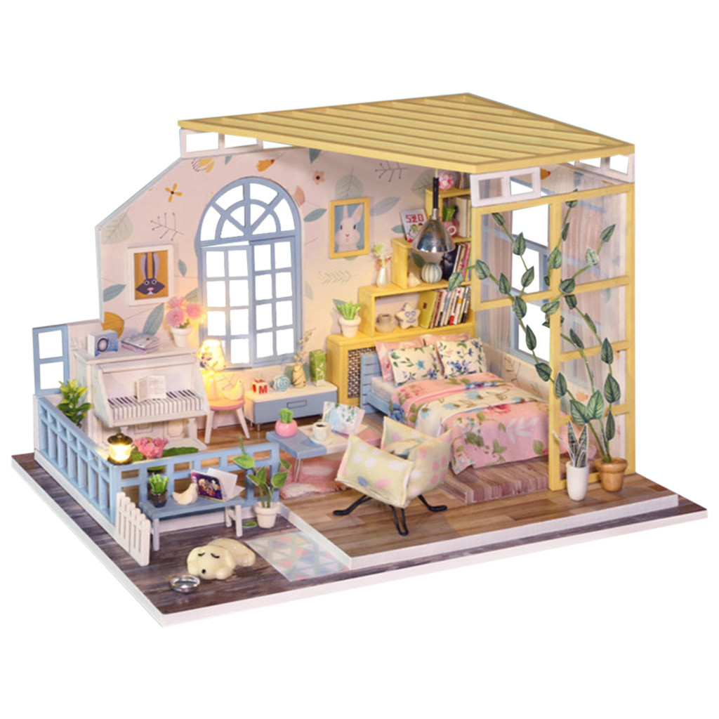 Knight/'s Bride Miniature Dollhouse Doll House Picture