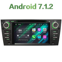 Android 7.1.2 Quad Core 2GB RAM 16GB car multimedia dvd radio For BMW E90 Saloon/E91 Touring/E92 Coupe/E93 2005 2006 2007 2012