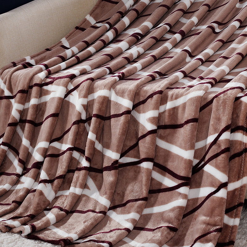 Cheap High quality 200x230cm throw blanket/fleece blanket on the bed ,soft winter flannel blanket for sofa warm bedspread 10