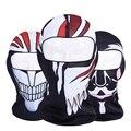 New Cool Death Bleach Face Mask Kurosaki Ichigo Balaclava Halloween Party Motorcycle Ski Cycling Cosplay Breathable Skull Mask