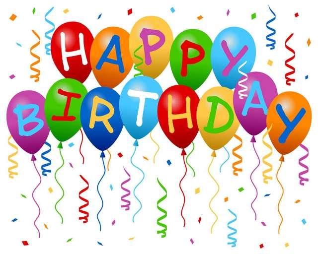 7x5FT Happy Birthday Balloons Weiss Wall Bunte Bander Benutzerdefinierte Fotostudio Hintergrund Vinyl 220 Cm X 150