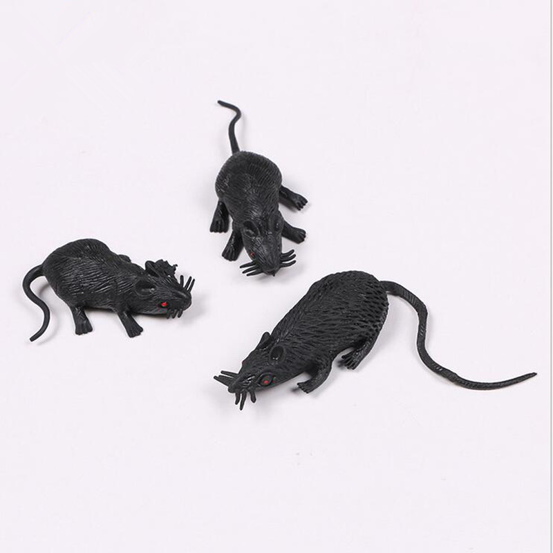 Tricky Novelty Toys Simulation Fake Mouse Special Lifelike Mouse Model Funny Toys Party Favors Gift Christmas New Year