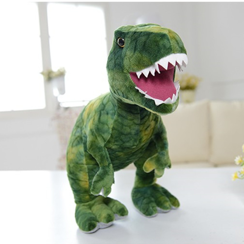 Simulation Large Dinosaur Trex Plush Toy Big Animal Stuffed Toy